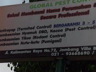 Anti Rayap membuat bangunan anda bebas dari penyeranga rayap kami merupakan perusahaan anti rayap profesional berdiri sejak tahun 2002 membuat kami sangat ahli dalam membasmi Rayap info anti rayap 02193668690