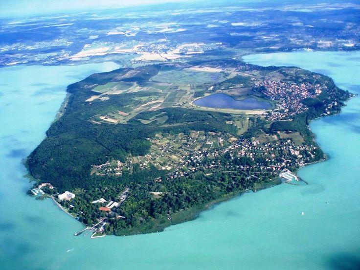 Üdvözlet a levendulás félszigetről - Tihany - Dunántúl