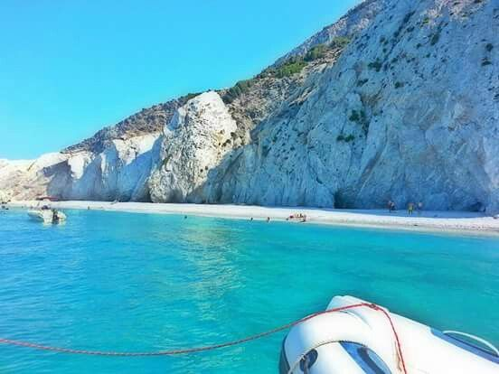 Heaven in Greece.  Lalaria beach, Skiathos Island