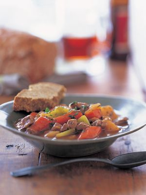 Hargadon's Irish Stew: This recipe comes from an old pub in Ireland. It's rich and thick -- serve with Irish soda bread for a great meal.