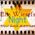 I have written a total of 62 questions for Elie Wiesel's Night. The questions are in order of chapters.  http://www.teacherspayteachers.com/Product/Elie-Wiesels-Night-Study-Guide-Questions-Answers