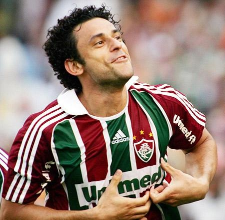 Fred, Fluminense's 9.