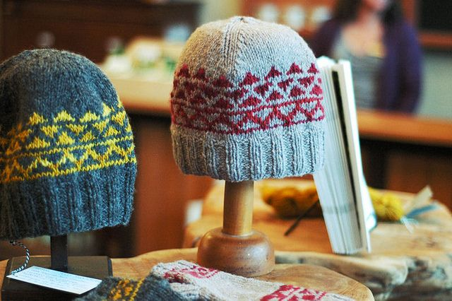 tolt yarn and wool opening day by paper-tiger, via Flickr