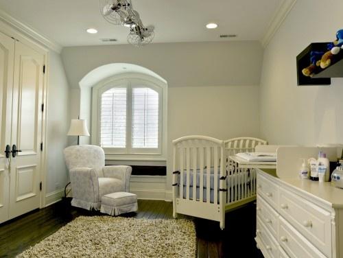 Simplistic Nursery Amazing Ceiling Fan If I Were To