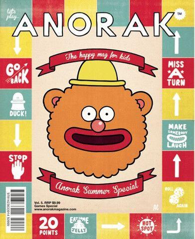ANORAK IN ENGLISH #29