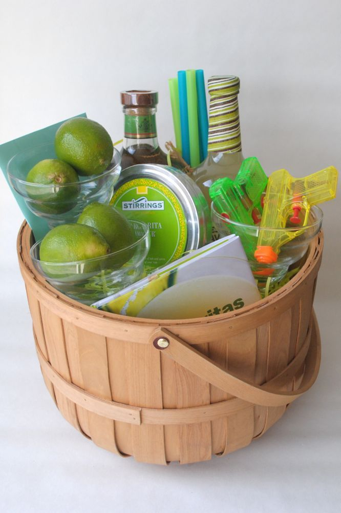 25+ unique Margarita gift baskets ideas on Pinterest | Silent ...