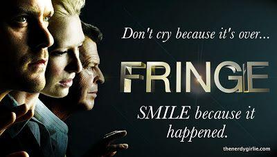 The Nerdy Girlie: Fringe Series Finale