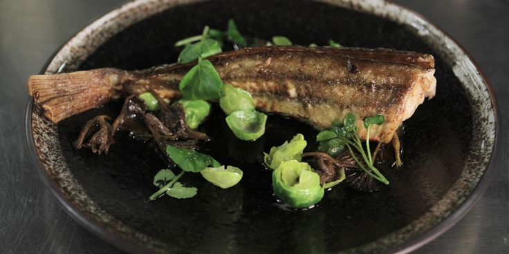 Roast Gurnard Recipe - Great British Chefs