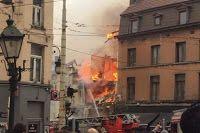 Πιερία: Ισχυρότατη έκρηξη σε τριώροφο κτίριο στις Βρυξέλλε...
