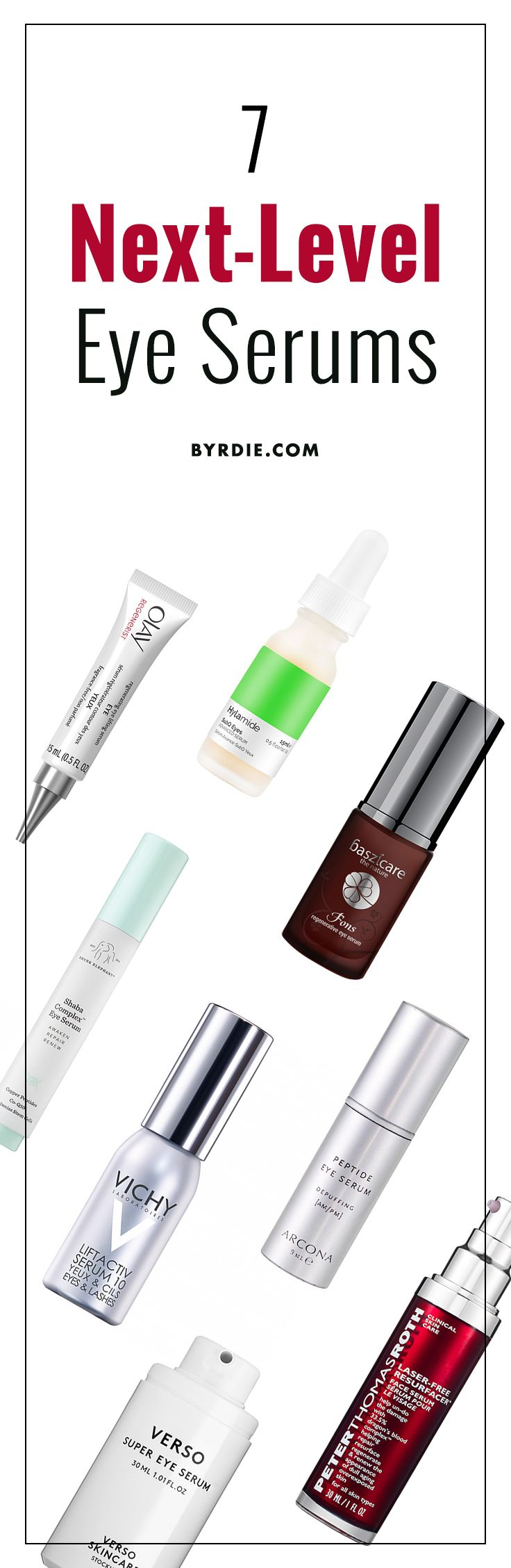 7 eye serums you have to try