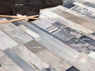 Eskitme Laminat Parke: Tasarım Sanatsal Karma Laminat Parke