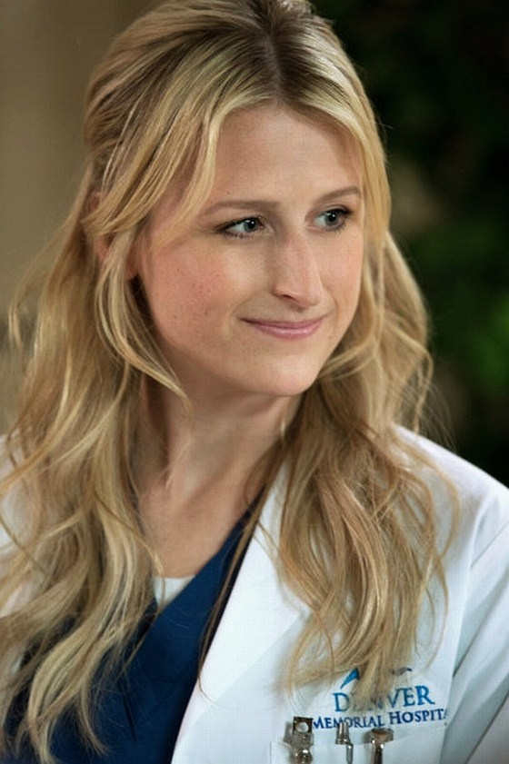 Mamie Gummer(Emily Owens MD) as Diana Bishop