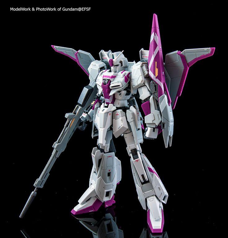 The WhiteBase of Gundam@EFSF: 臺場限定【Z 高達3號機 初期檢證型】MSZ-006-3 Zeta Gundam Unit 3   臺場