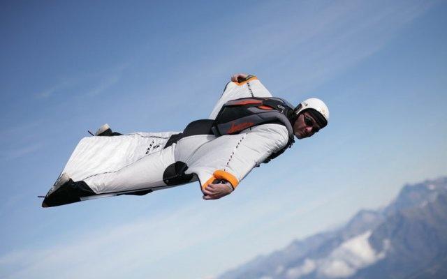 Freedom to soar