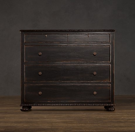 possible stain color for bed