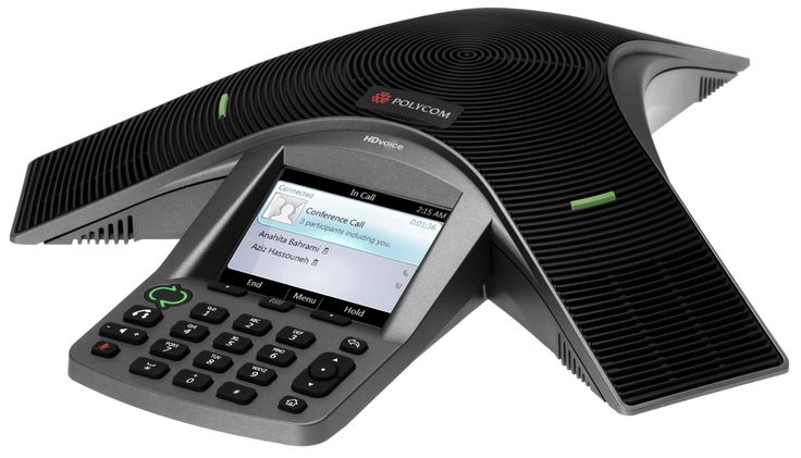 Polycom CX3000 IP Conference Phone for Microsoft Lync. Display Type: IP Conference Station.