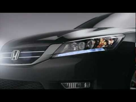 2013 Accord - All-new styling