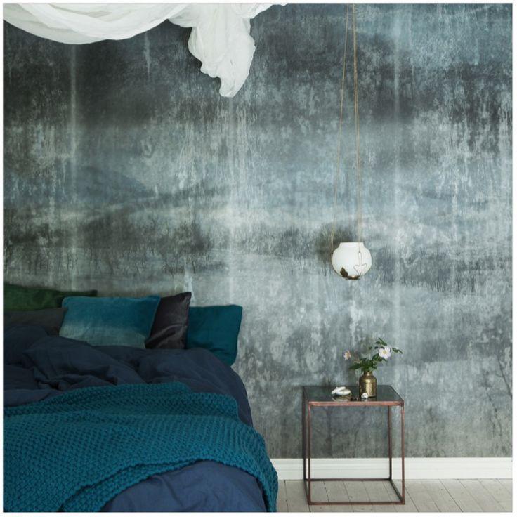 Nordic Moods Tapetentrends Aus Dem Hohen Norden Eat Blog Love Wohnen Wohnung Wohnzimmer Wohnung Einrichten