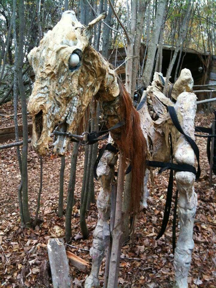 94 best Horses for halloween images on Pinterest Halloween stuff - menards halloween decorations
