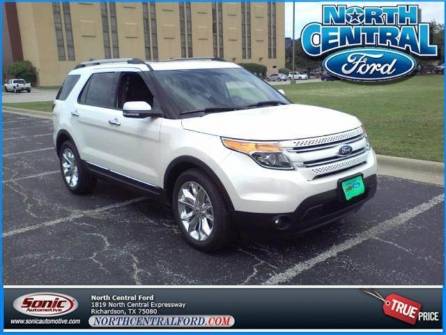 2013 Ford Explorer Limited BRAND NEW! $40,471