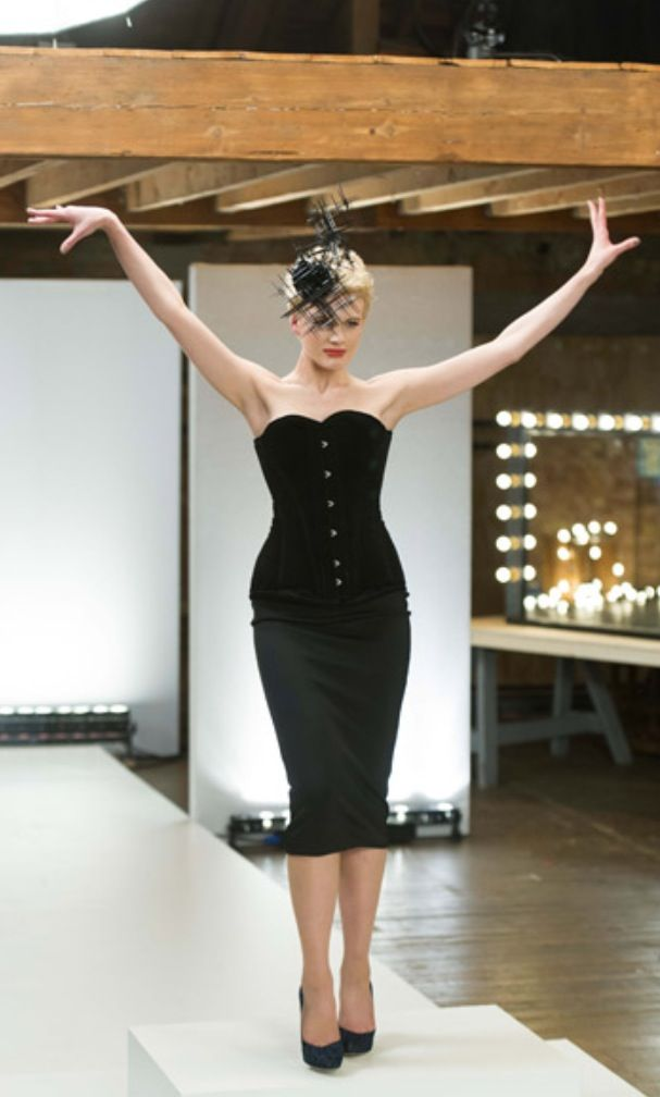 "Vollers ""Daydream"" Corset as seen on screen!"