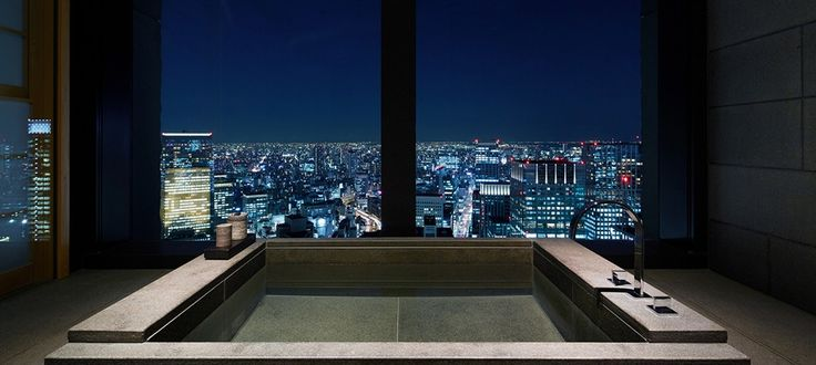 Suite, Aman Tokyo - Luxury Japanese Accommodation - Aman