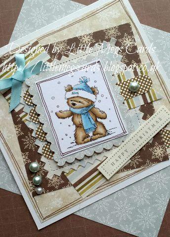 Handmade by Little Megs Cards