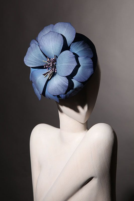 LAURENCE BOSSION - COLLECTIONS . . #millinery . . #fascinators . . #hats
