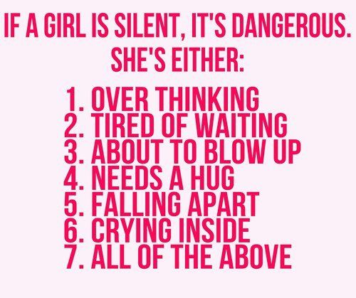 Its true but not alll the time.