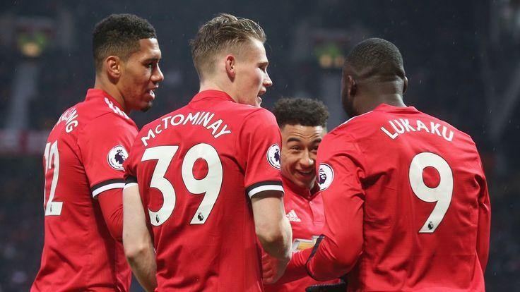 Mourinho hails McTominay's influence on United