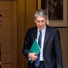 UK Chancellor of the Exchequer prepares to give Autumn Statement