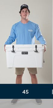YETI Cooler Sizes, Capacity & Dimensions | YETI Coolers