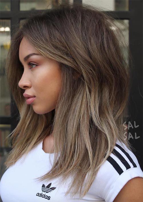 51 Alluring Medium Length Hairstyles Haircuts For Women To Try