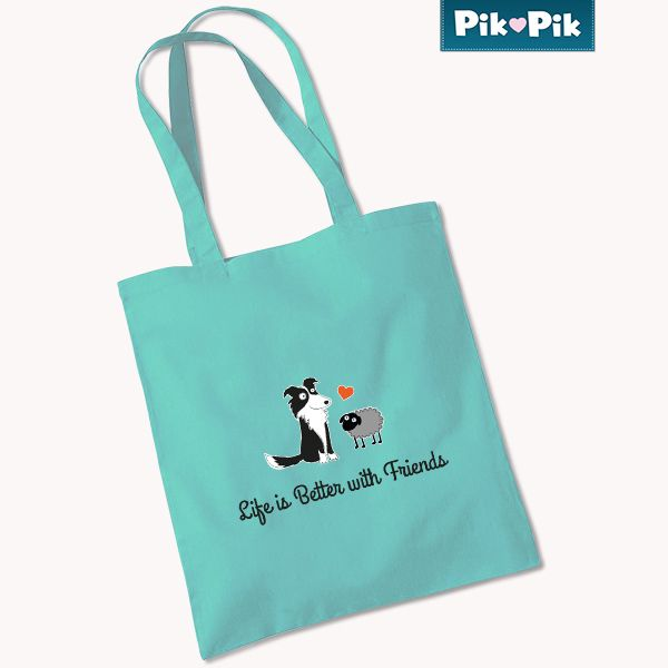 Border Collie-bag