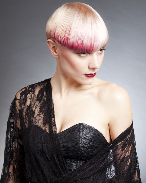 Vidal sassoon academy new style for 2016 2017 for P g salon professional