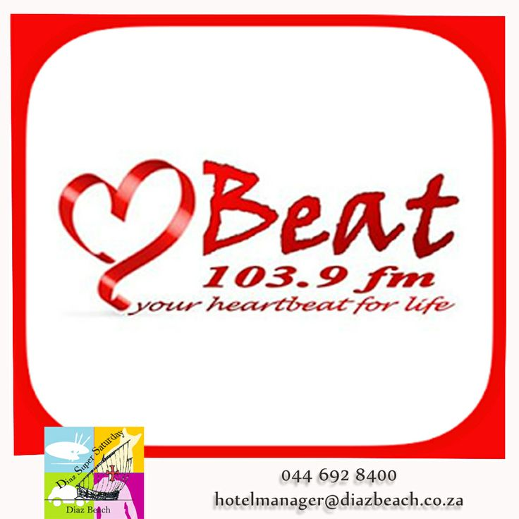 Heartbeat FM will be broadcasting from Diaz Super Saturday from 10:00 to 13:00. To see more of D.S.S activities, click:  http://tinyurl.com/orov4w4 #HeartbeatFM #Diaz #DiazSuperSaturday