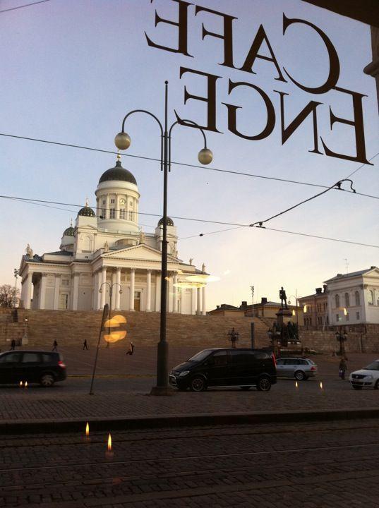 Café Engel in Helsinki, Etelä-Suomen Lääni