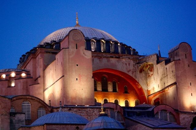 #Hagia_Sophia #Istanbul #Turkey Such a beautiful, majestic place. Full of history and intrigue.
