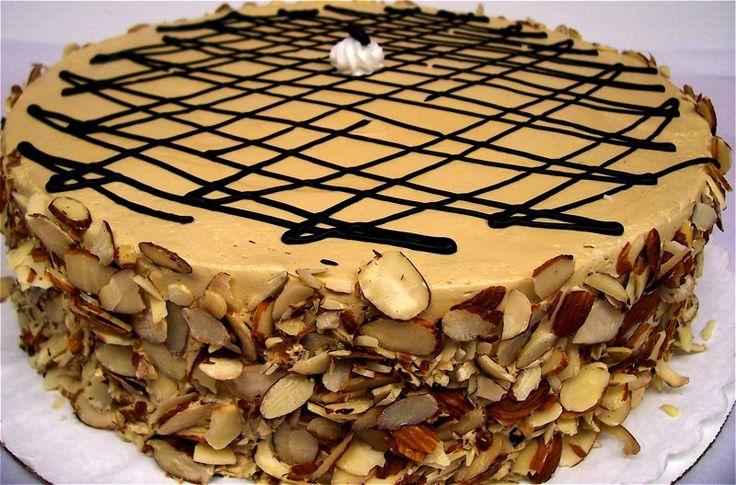 Торт амаретто рецепт