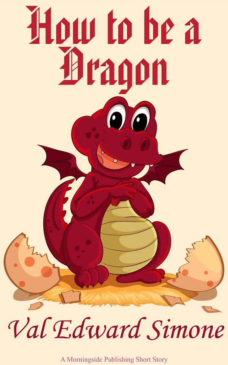 When a little girl finds an unhatched dragon egg, she takes it home. Later that night, the baby dragon hatches and thinks its human. Realizing the problem, the girl undertakes to instruct the hatchling in how to be a dragon with some humorous results.