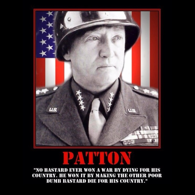 General Patton Quotes: 25 Best Images About War Quotes On Pinterest