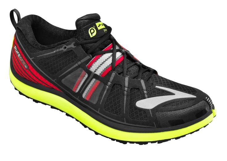 Brooks PureGrit 2: lightweight trail running shoe for men
