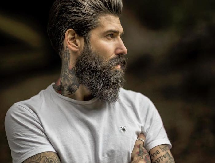 barbe hipster le style poils style pinterest barbes hipster barbes et pointes. Black Bedroom Furniture Sets. Home Design Ideas