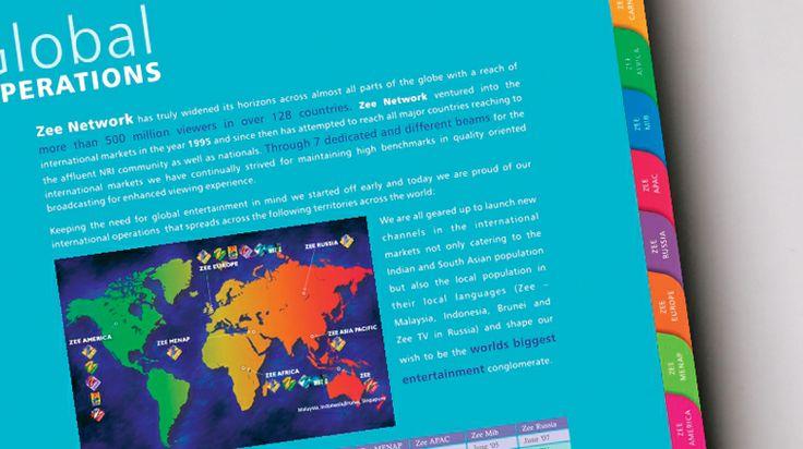 ZEE International - InterContinental Marketing Profile