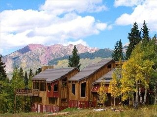 Luxury+Home+on+Mt.+CB+*SKI-IN+/+SKI-OUT*+access+to+HO+Trail!+HOT+TUB!+++Vacation Rental in Southwestern Colorado from @homeaway! #vacation #rental #travel #homeaway