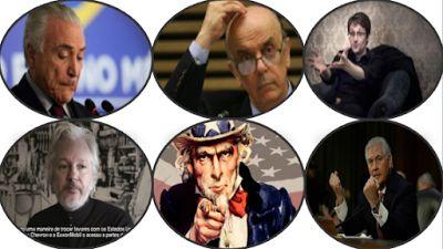 ClickVerdade - Jornal Missão: Brasil retoma vocação de súdito dos EUA com Temer