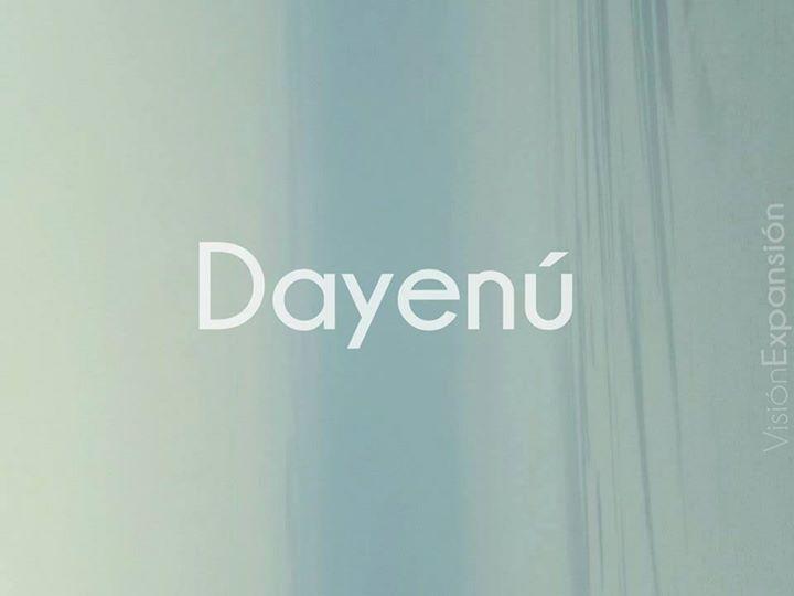 dayenu Jesus