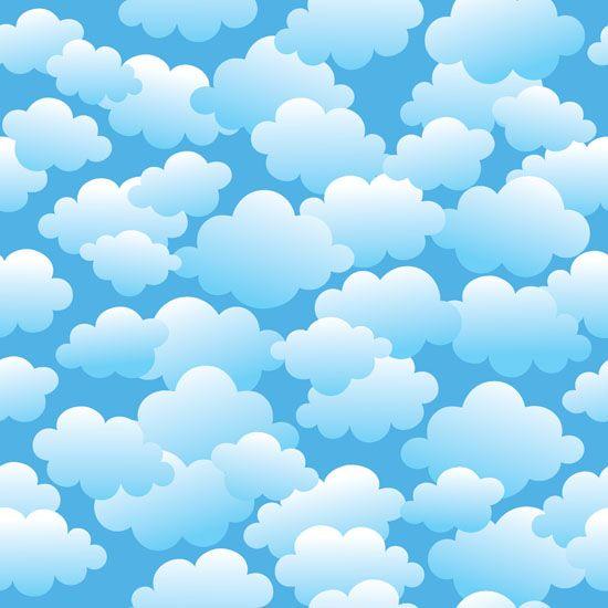 Las 25 mejores ideas sobre nubes de papel en pinterest - Imagenes de nubes infantiles ...