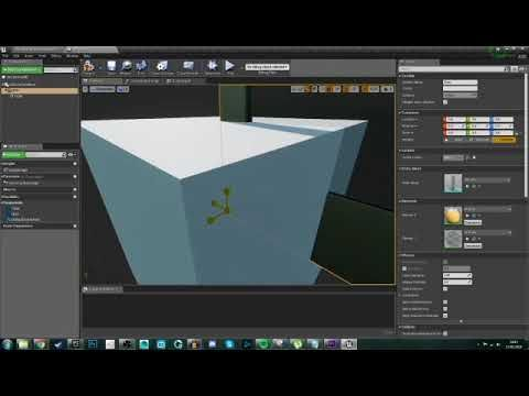 Ue4 tutorial 1 creating a blueprint and automatic door tutorials ue4 tutorial 1 creating a blueprint and automatic door malvernweather Image collections