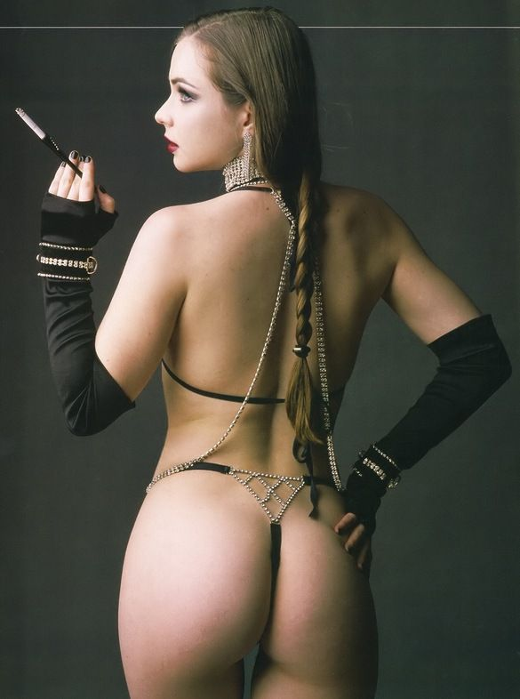 Nackt in g Strings